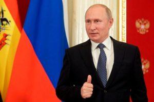 Путин призвал расширить возможности для молодежи по занятию бизнесом